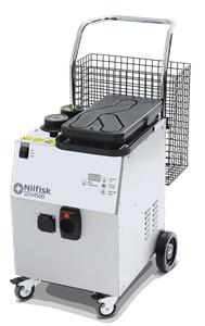 Nilfisk SDV4500 Gőztisztító és nedvességszívó sokféle tisztításhoz és fertőtlenítéshez