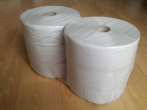 WC papír, MIDI, 1 rétegű, natúr, 210m, 6 tek/cs